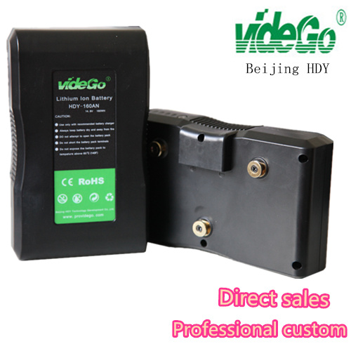 Camera Battery Li-ion Battery 160wh Vidego