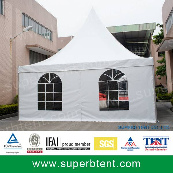 5x5m tents pagoda manufacturer