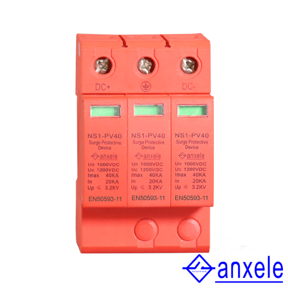 NS1-PV40 1000V Surge Protection Device