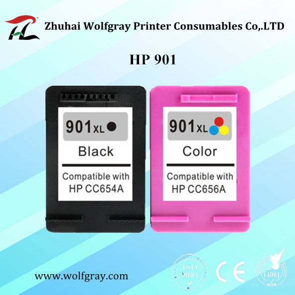 Compatible ink cartridge for HP 901/HP 901XL