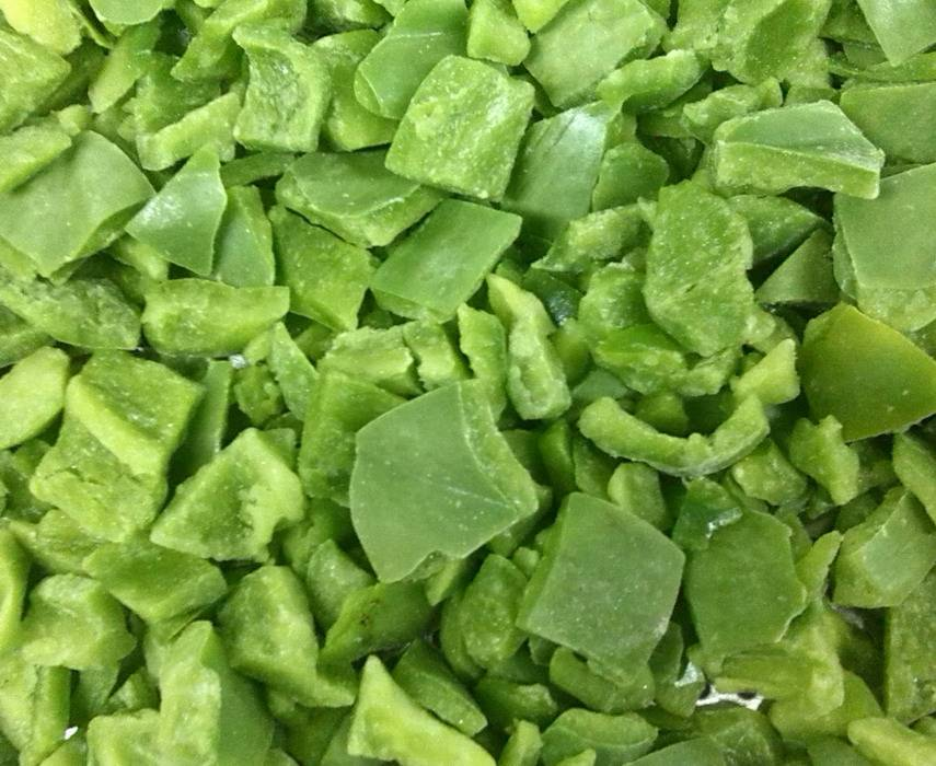 frozen green pepper diced frozen nutrition vegetables supply from factory in China