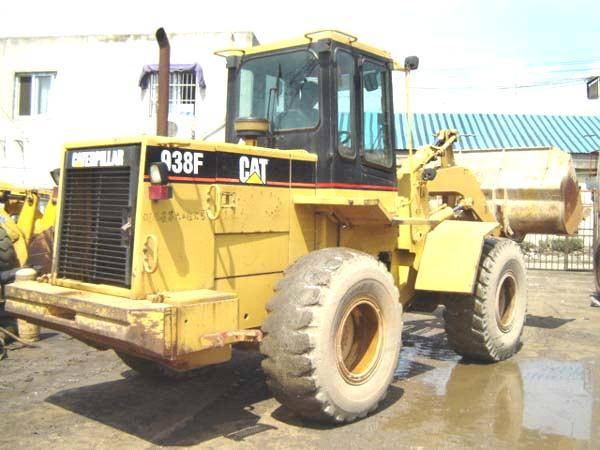 CAT 938F,Used Wheel Loader,In hot selling