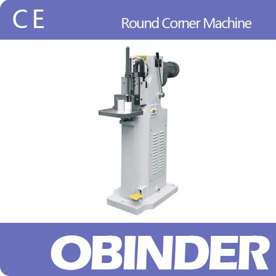 Obinder Automatic paper round corner machine OBCC100