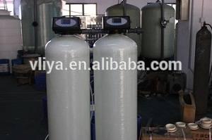 Vliya industrial demineralized water filtration plant