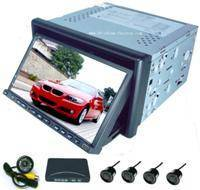 Wholesale Car Multimedia - 2 Din Multimedia with DVD GPS Parking Sensor and Camera