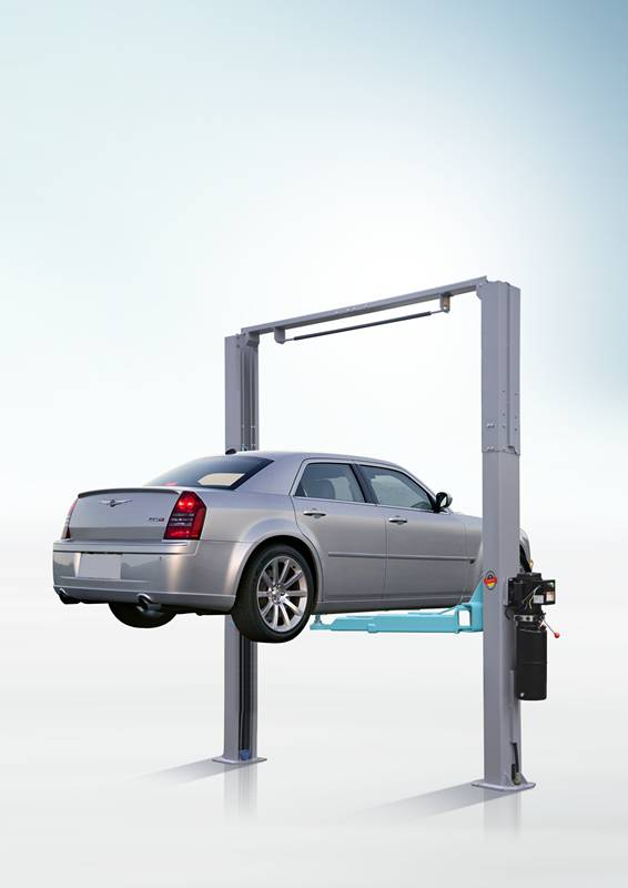 MANUAL  RELEASE HYDRAULIC LIFT