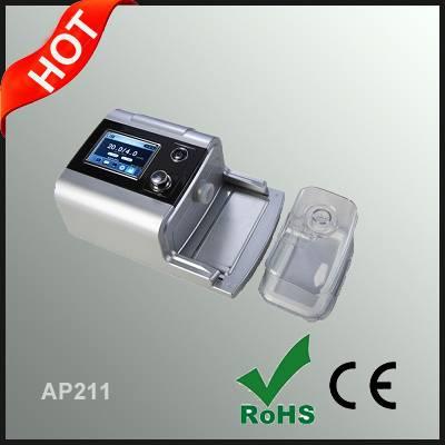 Auto CPAP/BiPAP/CPAP Breathing Apparatus for Sleep Apnea