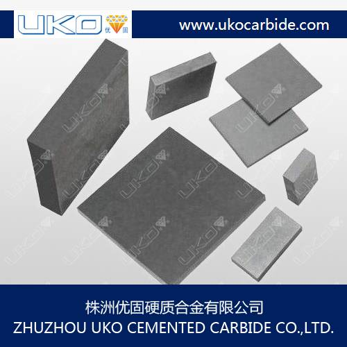 tuangsten carbide plates for carbide manufacturer