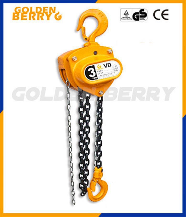 HS-VD hand chain hoist