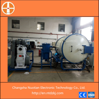 Graphite materials heat treatment graphitizing furnace