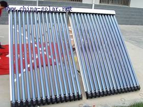 Heat pipe Solar Collectors 12 tubes