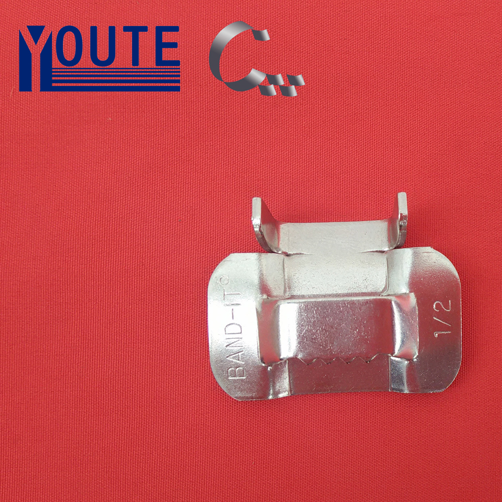 304 Stainless Steel Buckle for Banding Strapping