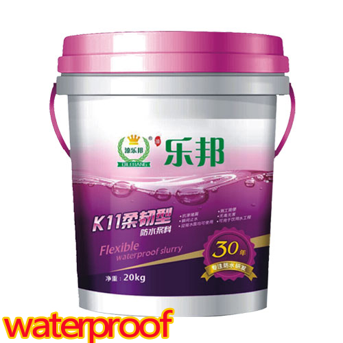 New waterproof material Environmental waterproof coating