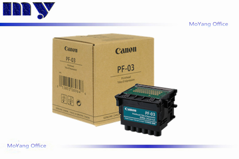 Original Canon PF-03 printhead for 510/650/815/825/5100/9110/9010S/8000/9000 printer