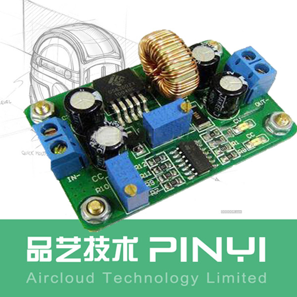 Aluminium couscous machine pcba for electronic component pcb mass production