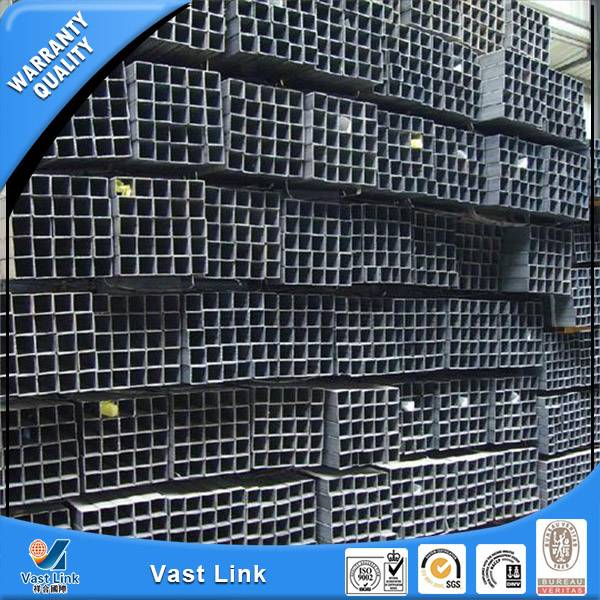ASTM 321 Stainless Steel Square Pipe