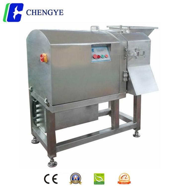 Vegetable processing machine cube cutter / slicing cutter food cutter