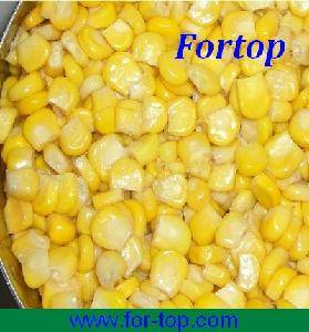 New Crop Canned Sweet Corn In Brine
