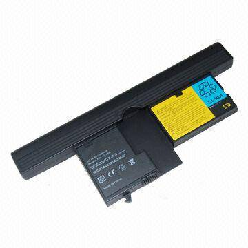 8cells 58Wh laptop battery replacement for Lenovo IBM ThinkPad X61 tablet PC series (40Y8314)