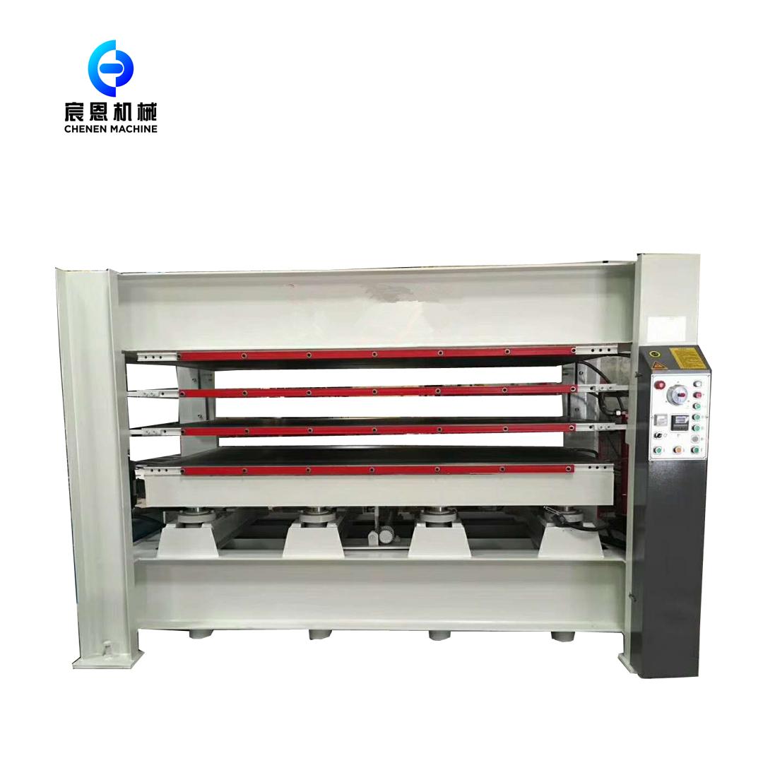 3 layer hot press machine