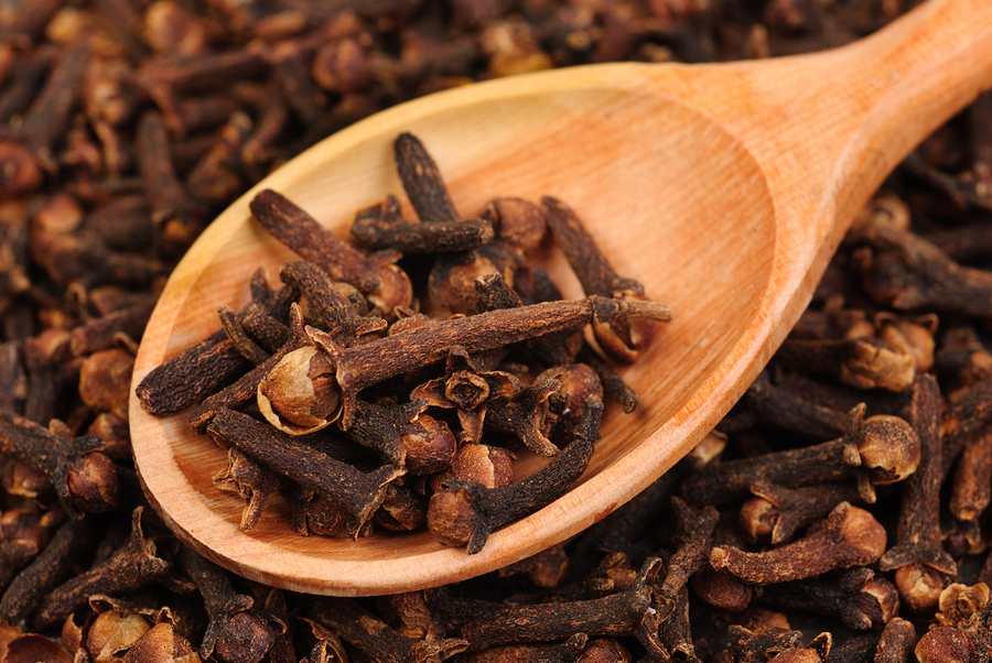 WHOLE DRIED CLOVE SPICES