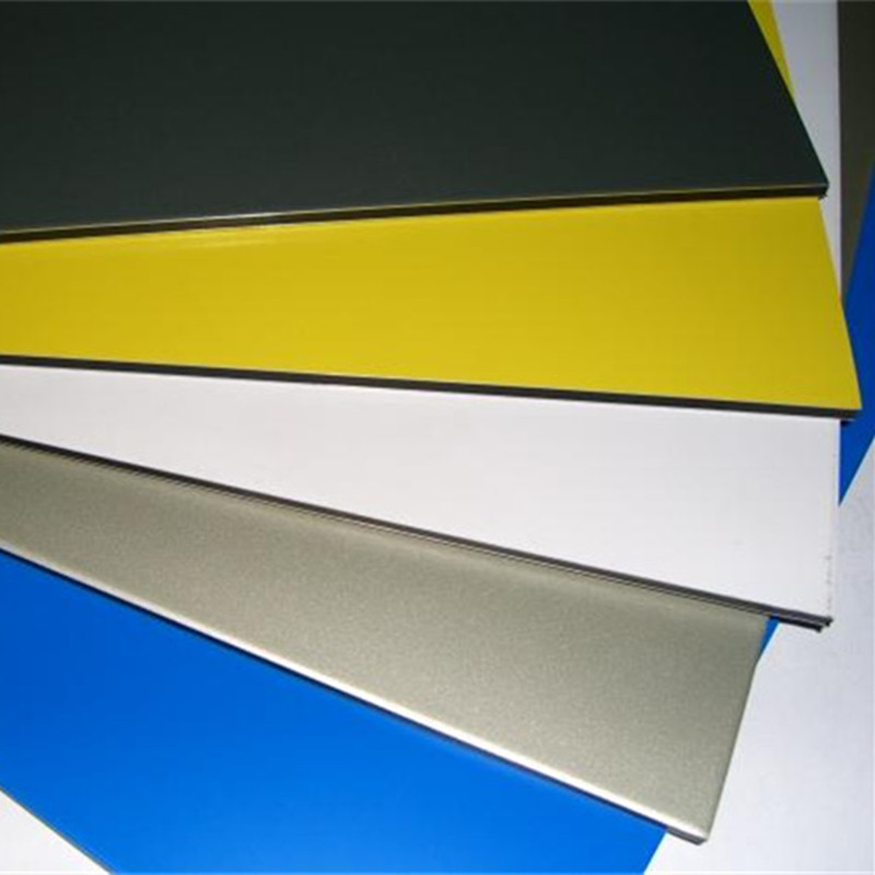 PVDF coated outdoor alucobond; aluminum composite panel
