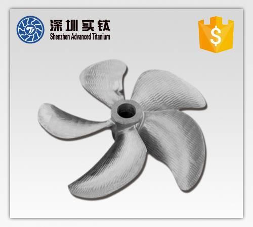 titanium alloy propellers