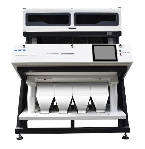 broad beans fava beans cleaning color sorting machine optical sorter