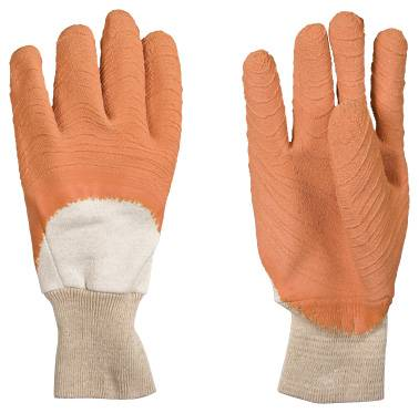 latex coated gloves/working gloves