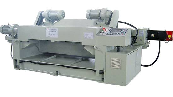 China most heavy cnc spindleless peeling lathe