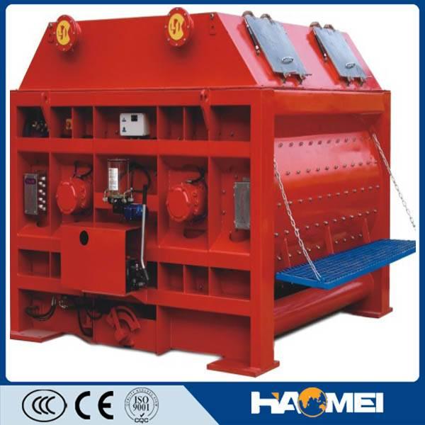 JS750 self loading concrete mixer