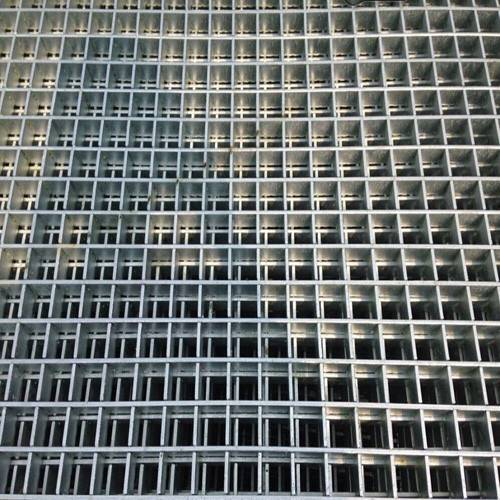 Hot Dip Galvanized High Quality Steel Grating