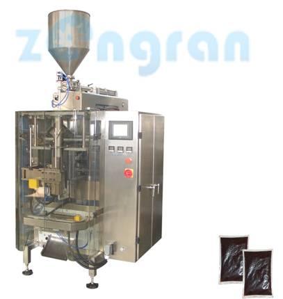 VFS5000D Piston liquid automatic filling packing machine