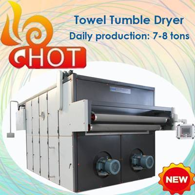 Continuous Towel Tumber Dryer