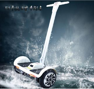 E-Scooter Self Balancing Electric Scooter Hoverboard with Handle Bar