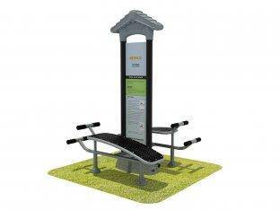 Outdoor fitness equipment RFS-26302