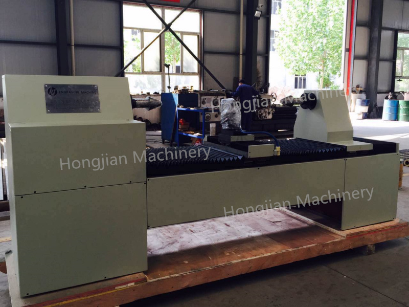 Electronic Engraving Machine for Gravure Cylinder Engraving