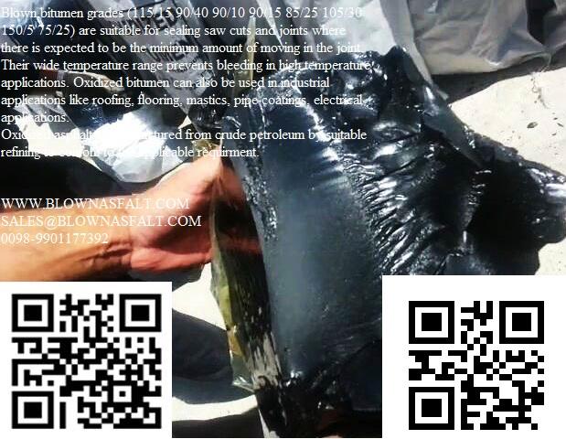 Oxidized Bitumen 90/40 by Jahan Ghir Pars
