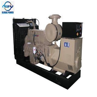 50HZ 400V Cummins 200kw diesel generator