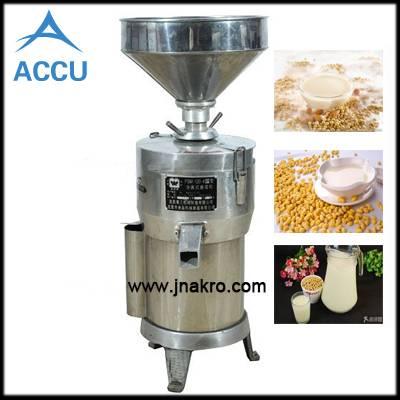 Commercial soybean soya milk grinder maker machine