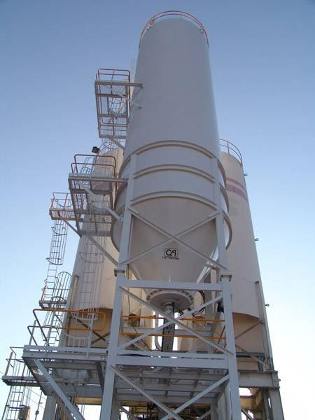 Cement Silo Price