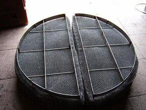 Demister | Stainless Steel and Plastic Wire Mesh Demister pad | Mist eliminator | Demister Supplier
