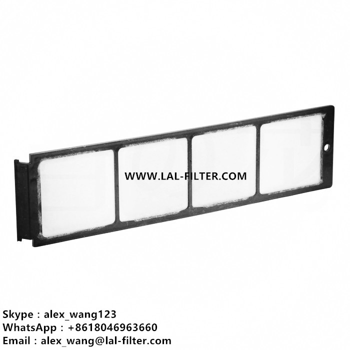 Excavator Cabin Air Filter 4S00687 For Hitachi