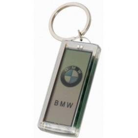 BMW Car Branded LED Keychain