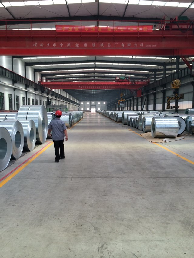 2.0mm hot dipped galvalume steel coil