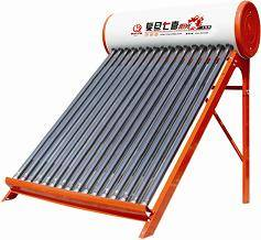 china solar water heater system