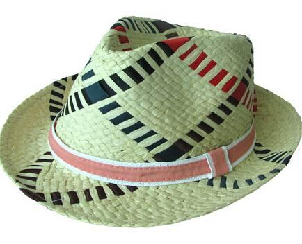 Floppy Woven Straw Hat Wide Large Brim Sun Summer Beach Hat