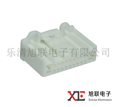 22 way male automotive electrical connectors for 204087-1