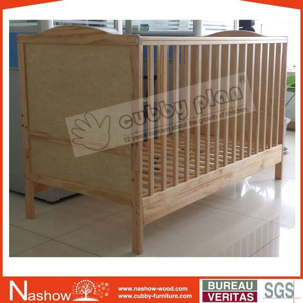 Cubby Plan LMBC-060 New High Quality Wooden Baby Furniture Baby Crib