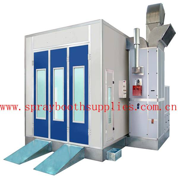 2015 car spray booth manufacturer in China